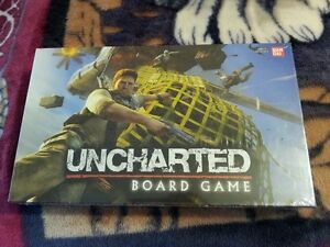 Brand New Uncharted Board Game