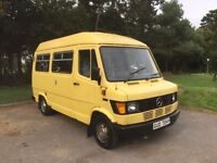 1983 MERCEDES 210 2.3 T1 CAMPER VAN/ MOTOR HOME**LOOKED AFTER EXAMPLE**GENUINE LOW MILEAGE**LONG MOT