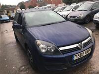 Vauxhall Astra 1.4i 16v ( a/c ) Life 5 DOOR - 2006 06-REG - 1 MONTHS MOT