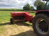 new holland 276 square baler for tractor