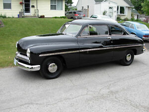 NEW 1949 MERCURY,MONARCH 2DR COUPE