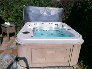 Coast spas hot tub