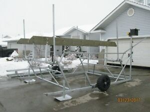 CUSTOM CANTILEVER PONTOON, BOAT AND WAKEBOARD BOAT LIFTS Prince George British Columbia image 5