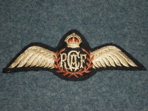 RCAF AND RAF WW1 AND WW2 ITEMS WANTED