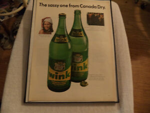 OLD CLASSIC PEPSI AND OTHER SOFT DRINKS ADS Windsor Region Ontario image 4