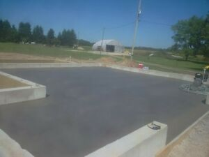 concrete layer and finisher London Ontario image 2