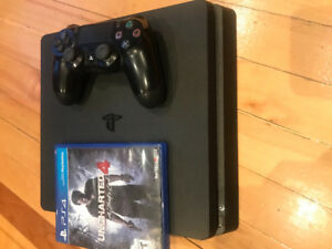 PS4 SLIM 1000gb a 350$!!!!