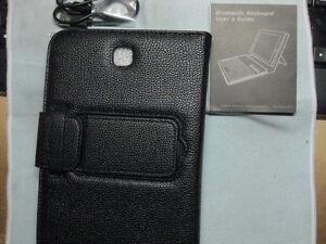"""Galaxy Tab A / 8"""" / SM-T350 Bluetooth key board and case"""