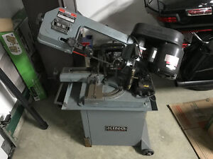 Metal Bandsaw for sale