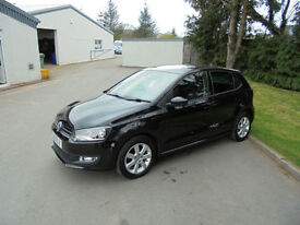 2011 61 Volkswagen Polo 1.2 ( 60ps ) Match Only 7611 Miles