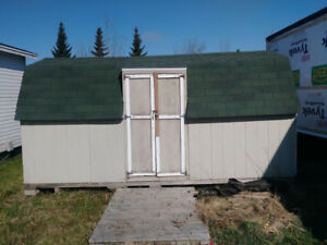 16' x 8' Shed for sale
