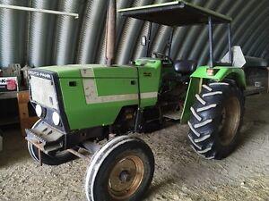 Acreage/Farm Tractor! Duetz-Fahr DX3.10