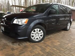 2013 dodge grand caravan SXT package