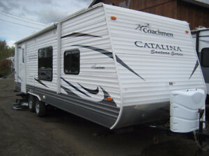2012 Coachmen Catalina Santara Edition 251RBKS