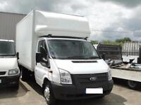 Ford Transit (Luton) 2.2TDCi ( 125PS ) ( EU5 ) ( RWD ) 350EF 350 EF DRW