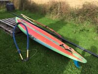 Windsurfing bits and bobs, for improvised family fun - FREE