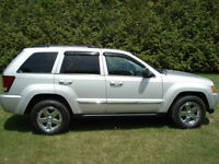 2007 Jeep Grand Cherokee SUV, Crossover