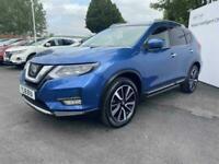 2018 Nissan X-Trail 1.6 dCi Tekna 5dr Xtronic Auto 4x4 Diesel Automatic