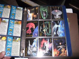 Star trek artist Set Sky Box Master Series 1993 London Ontario image 4