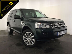 2011 61 LAND ROVER FREELANDER HSE SD4 AUTO SERVICE HISTORY FINANCE PX WELCOME