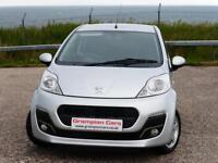 Peugeot 107 1.0 12v ( 68bhp ) 2012.25MY Allure