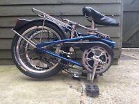 Classic Dahon Folding Bike