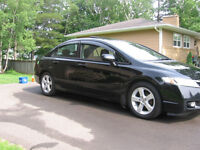 2009 Honda Civic sport Sedan 1.8l