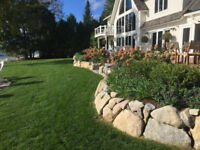 Lawn Cutting & Landscaping in Guelph & Rockwood ON