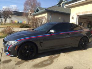 2014 BMW 4-Series Coupe (2 door)
