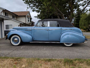 1939 Buick Special 41C Phaeton Convertible