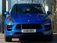 2018 Porsche Macan GTS PDK Semi Auto Estate Petrol Automatic
