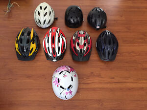 Man Helmet & Woman Helmet and Kids Helmet