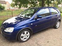 04 Reg Vauxhall Corsa 1.2 Energy (ONLY 95.000 MILES)not clio punto fiesta ka micra kia astra focus