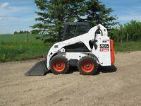 S205 bobcat skid steer loader