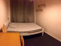 Double ENSUITE Room available NOW, E13