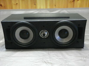 Energy centre channel speaker