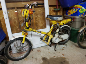 Honda bike scooter 1979 express