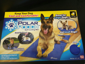Pet Cooling Mat - MUSKOKA LIQUIDATION