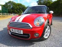 Mini Cooper D with Pepper Pack - Hatchback 1.6 Manual Diesel
