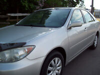 2005 Toyota Camry LE,AUTO,4CYLS,LOADED,159KKMS,CERT.$5975
