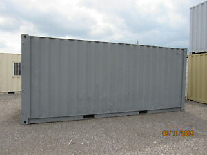 USED 20' Sea/Cargo/Storage Container