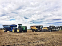 Harvest Operators and class 1 drivers