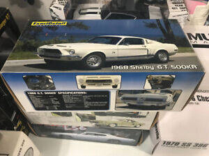 Ford Mustang Shelby Gt 500 KR 1968 exact détail