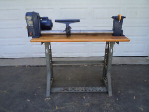 "Mastercraft 37"" Wood Lathe"
