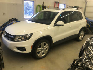 2015 Volkswagen Tiguan Loaded