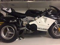Mini Moto tri moto 49cc various colours down to £350