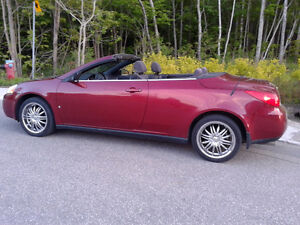 2008 Pontiac G6 Coupé (2 portes) DÉCAPOTABLE