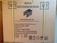 Rabbit/Guinea pig/Chicken coop Extension run