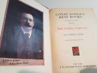 Sherlock Holmes 1904 Collier 3-volume set