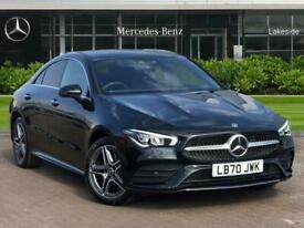 image for 2020 Mercedes-Benz CLA CLASS CLA 250e AMG Line Premium 4dr Tip Auto Saloon Petro